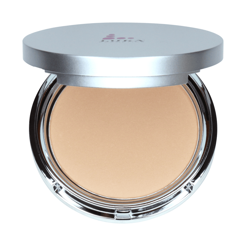 Smooth Touch Pressed Powder Face Primer Luka Inc. Warm Honey