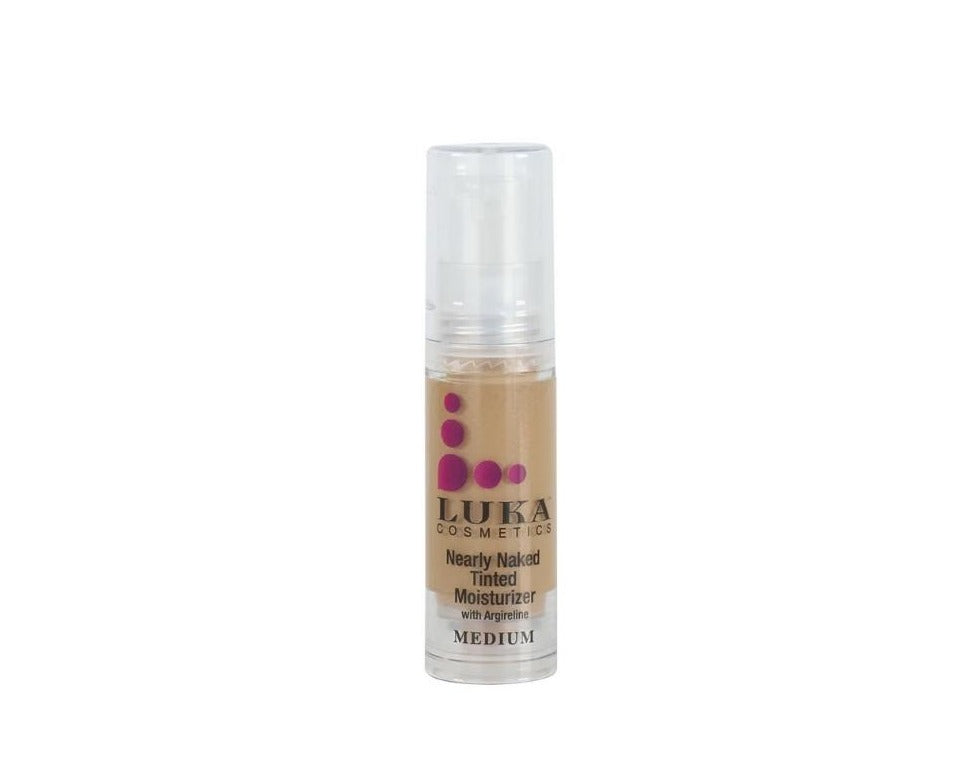 Mini Travel Size Nearly Naked Tinted Moisturizer Tinted Moisturizer Luka Inc.