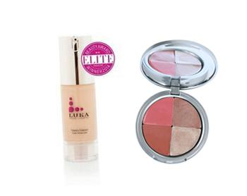 Nearly Naked Tinted Moisturizer + Highlight & Glo Quad Bundle Tinted Moisturizer Luka Inc. Fair