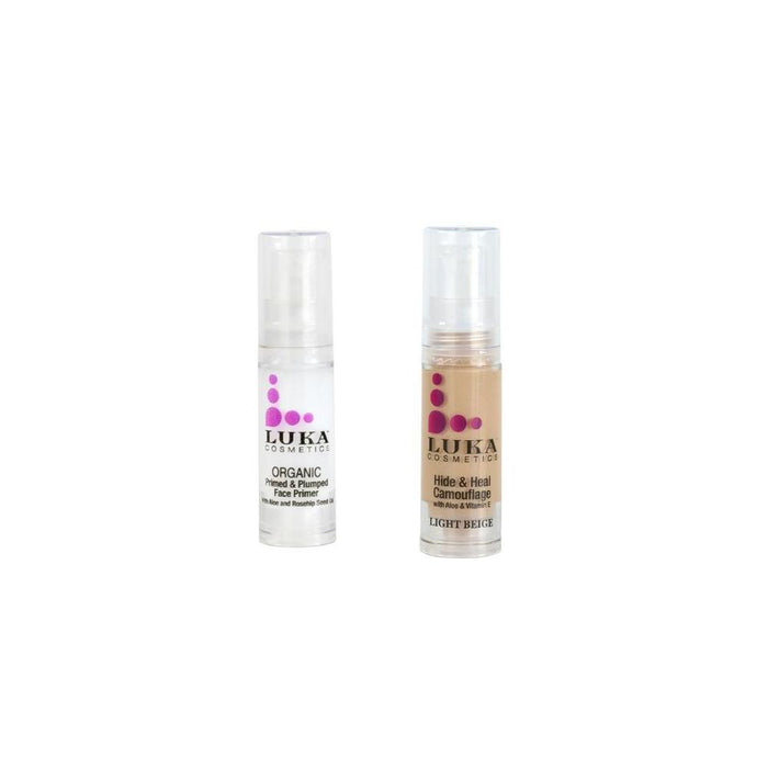 Free Foundation + Primer Kit (Just pay shipping) Luka Brands International Inc.
