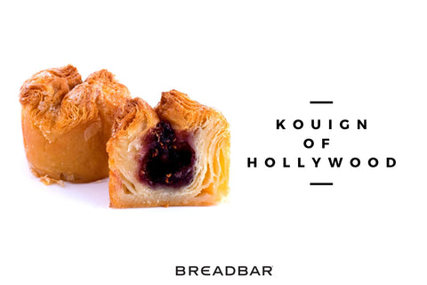 BREADBAR Kouign Rasberry