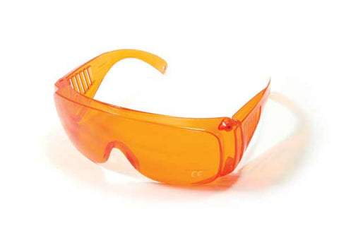 Ultra Violet Safety Glasses