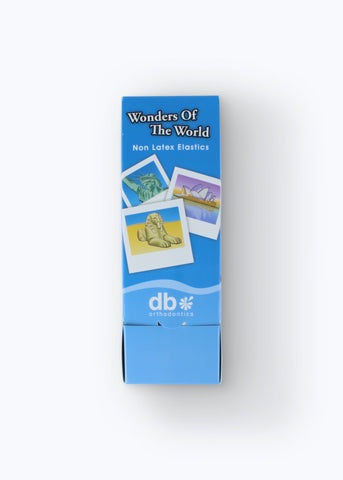 Intra Oral Latex-Free Elastics - Wonders of the World