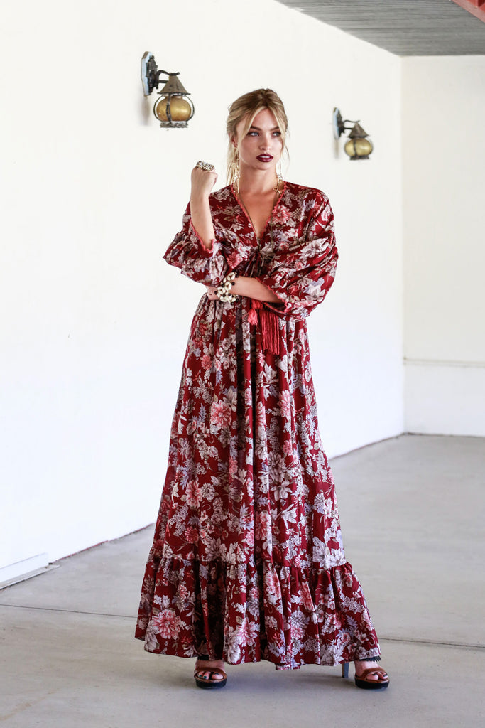 Naudic Valencia Maxi Dress