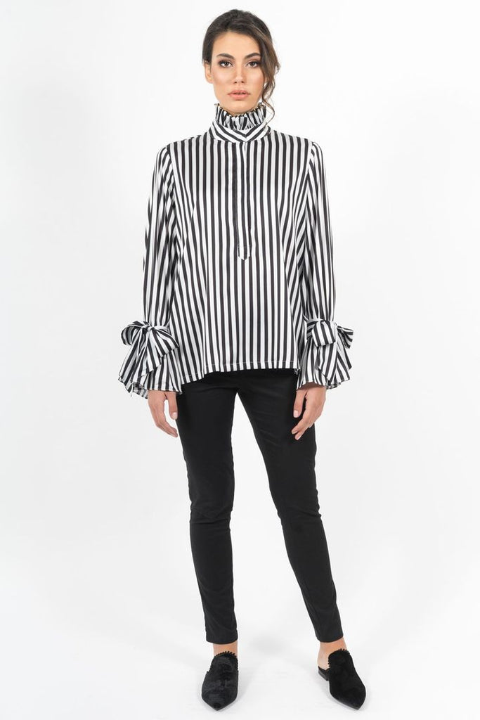 White Label Noba Martine Top (LUXE SATEEN)