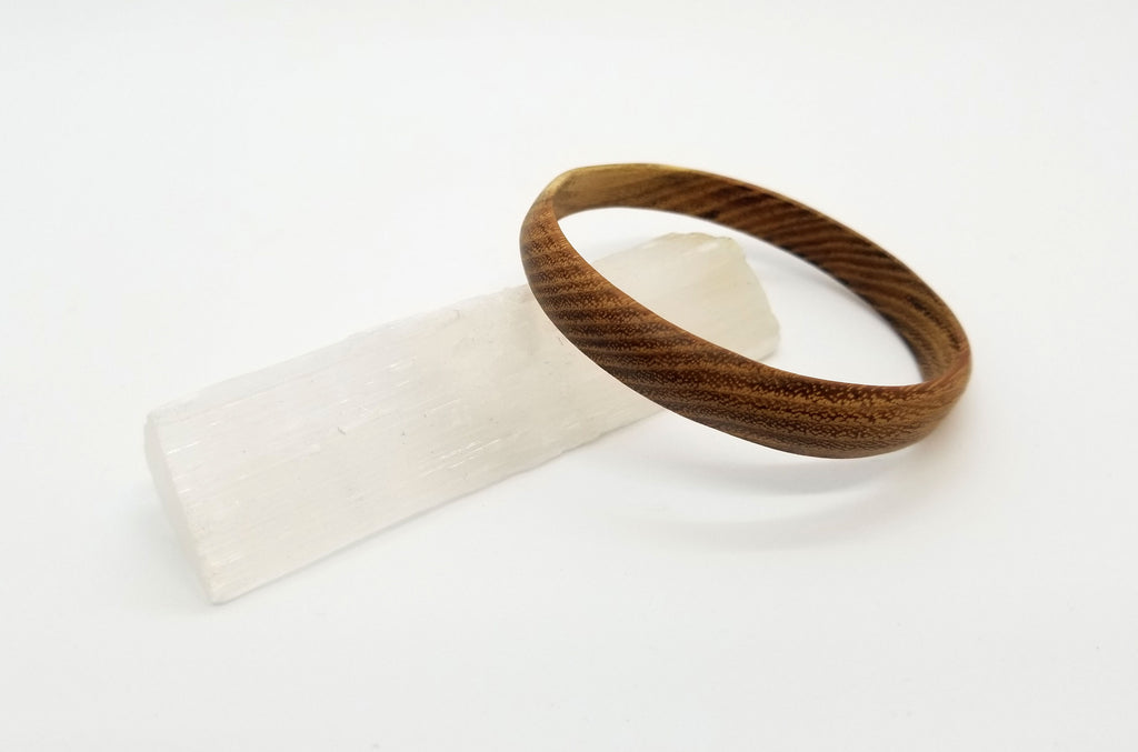 Black Locust Bangle Bracelet