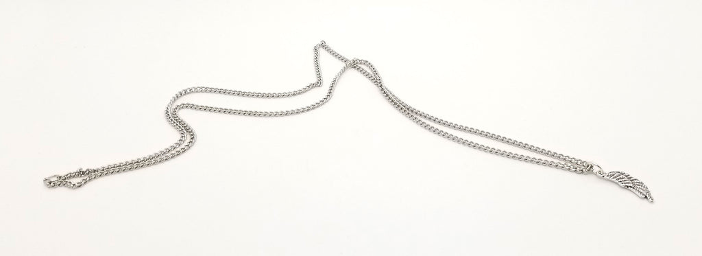 Silver Condor Necklace