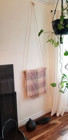 Single Extra Long Blanket Swing
