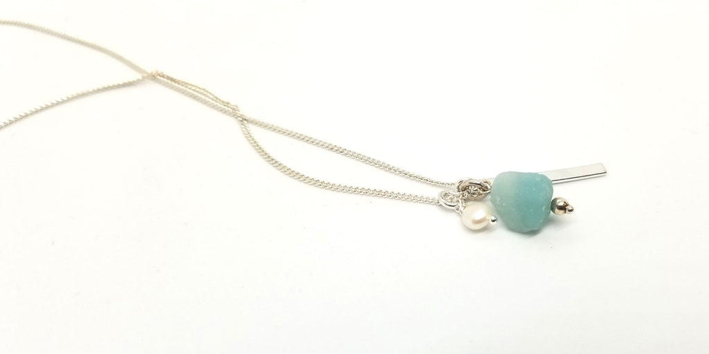 The Sea 2 Sky Charm Necklace