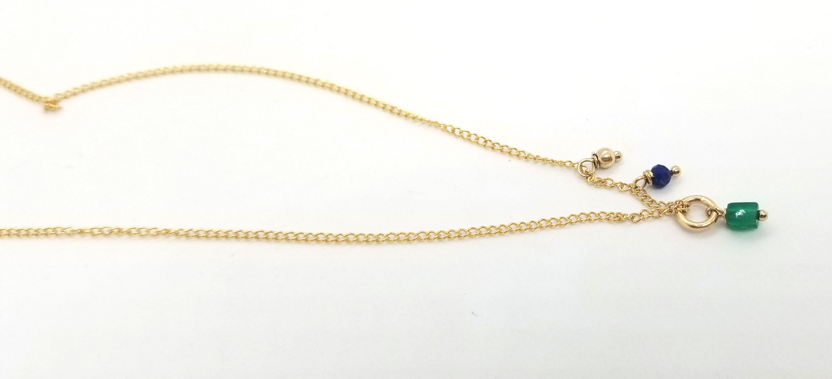 The Costa Gold Necklace