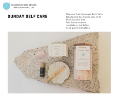 Sunday Self Care Box- Pre-Order for Pick up or Squamish Delivery