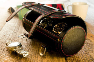 Keep your Watches Safe while Travelling with Travel Watch Cases from Watch Box Co