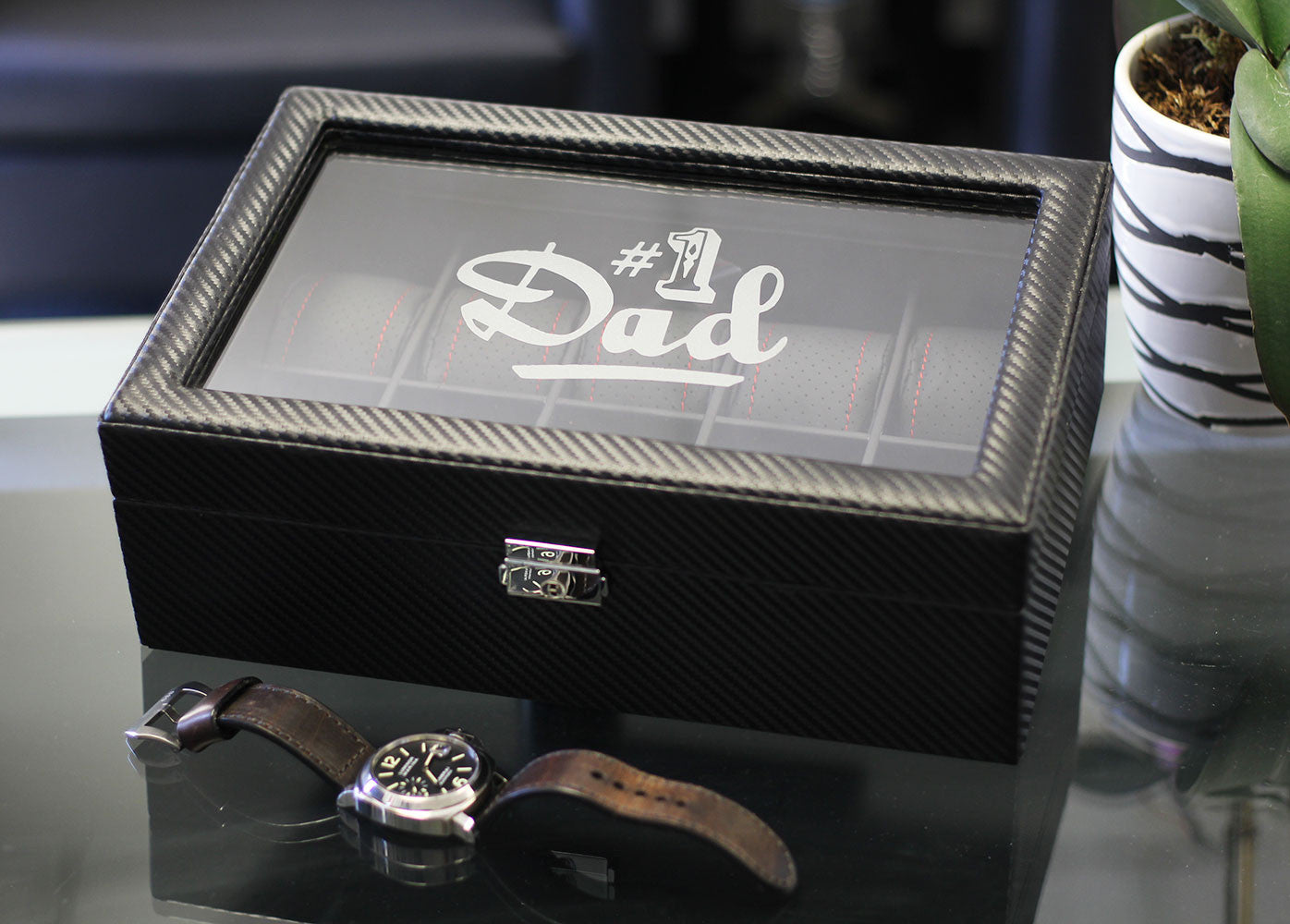 Personalized Watch Box The Perfect Father S Day Gift Watch Box Co
