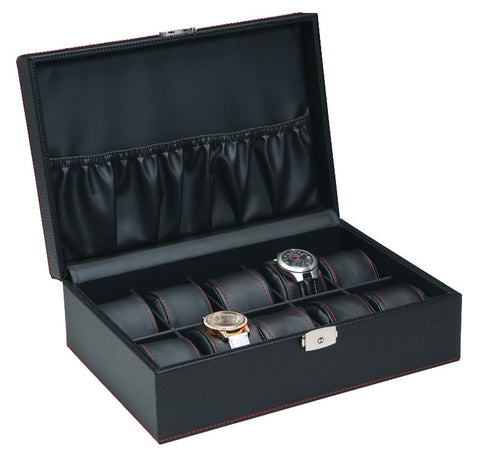 Carbon Fiber Watch Boxes