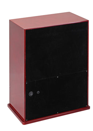 Diplomat Estate Collection Rosewood Nine Watch Winder - Watch Box Co. - 3