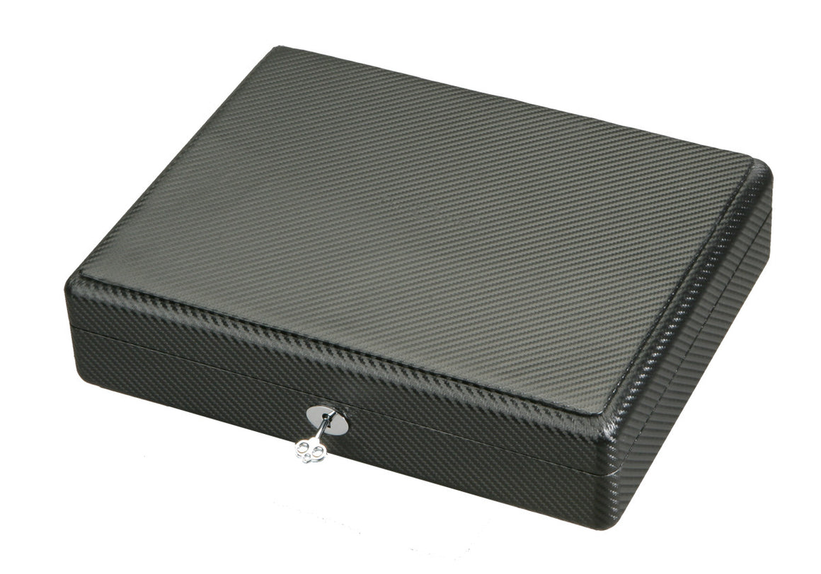 (18) Diplomat Carbon Fiber Watch Box - Watch Box Co. - 2