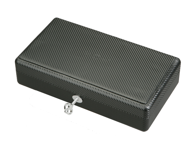 (12) Diplomat Carbon Fiber Watch Box - Watch Box Co. - 2