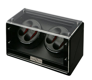 Diplomat Race Edition Four Watch Winder - Watch Box Co. - 1