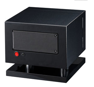Volta Carbon Fiber Double Watch Winder - Watch Box Co. - 3
