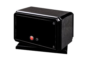 Volta Black Oak Double Watch Winder with Rotation Base - Watch Box Co. - 3