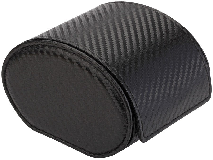 Single Carbon Fiber Watch Travel Case