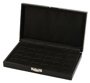 24 Slot Ring Case - Watch Box Co.