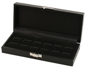 12 Slot Ring Case - Watch Box Co. - 1