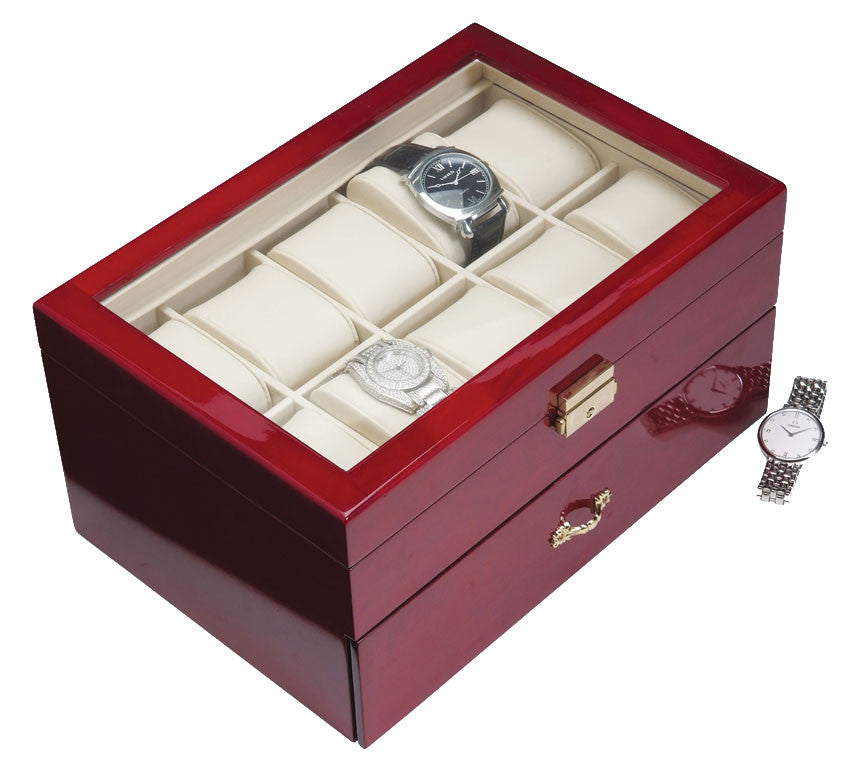 20 Piece Rosewood Watch Box - Watch Box Co. - 2