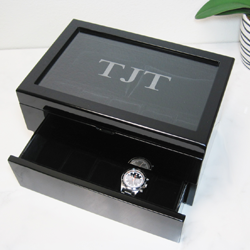 Personalized Watch Boxes Watch Cases Custom Personalized Watch