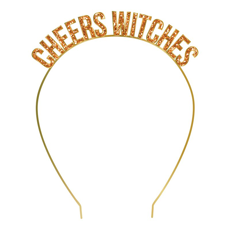 Cheers Witches Headband