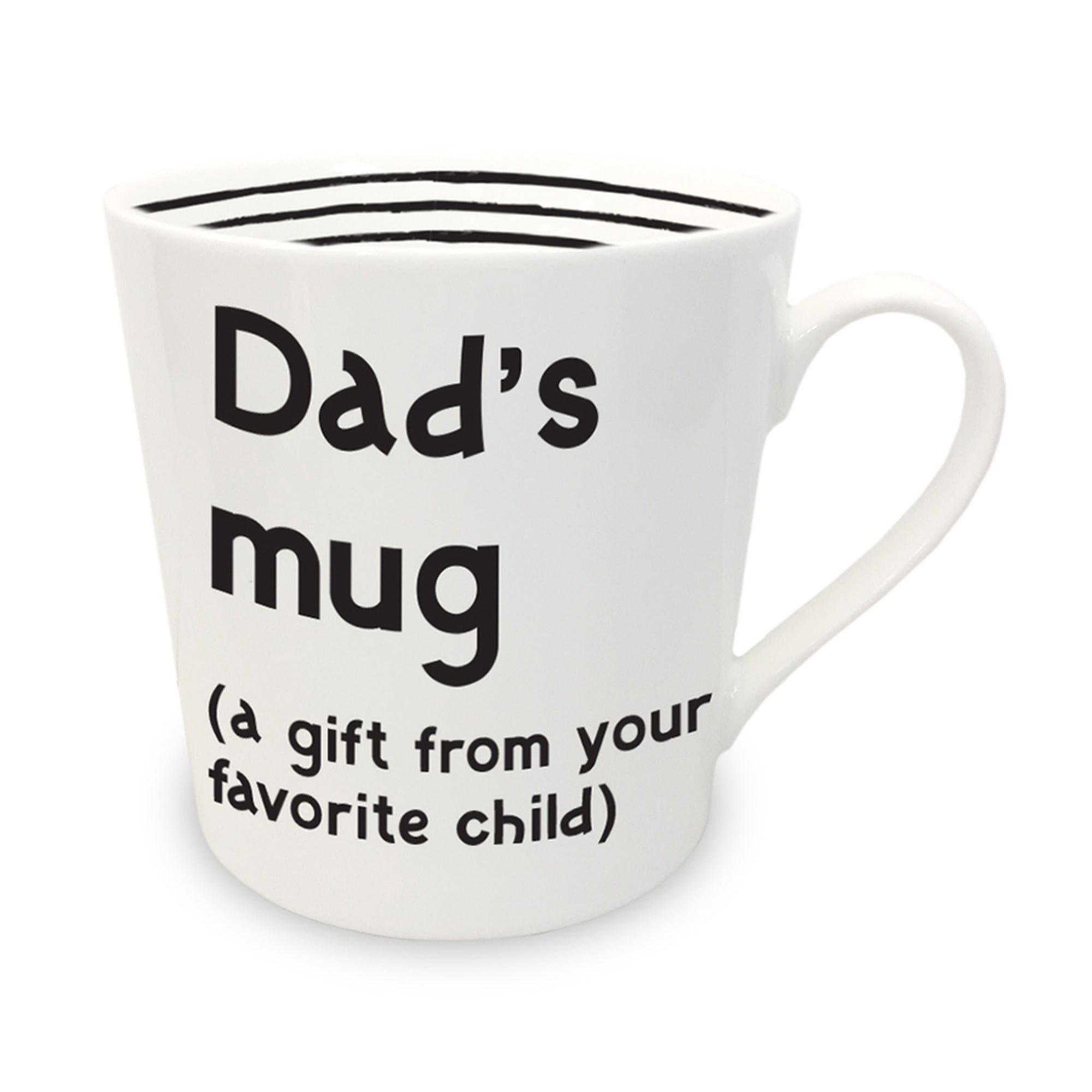 Dad's Mug from Favorite Child