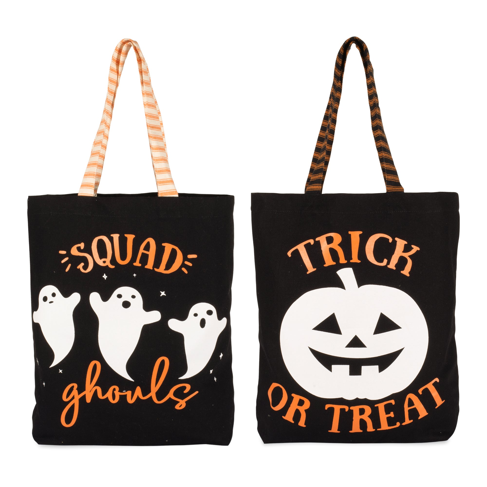 Glow in the Dark Halloween Treat Bags