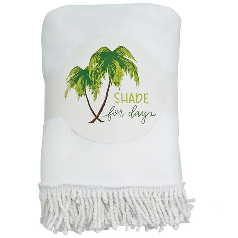 Tropic Circle Towel (4 styles available)