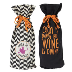 All Hallow's Eve Wine Bags (sold separately)