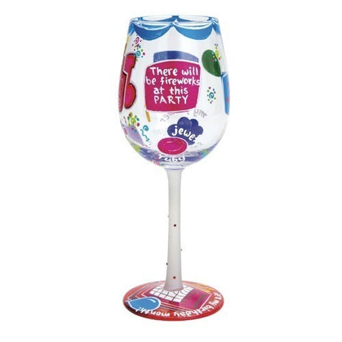 Lolita Months of the Year Wine Glasses - Time Your Gift - 29