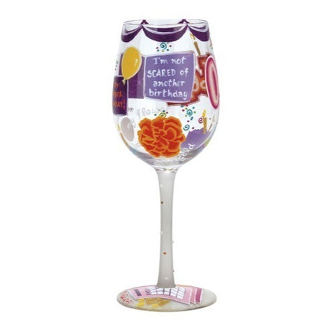 Lolita Months of the Year Wine Glasses - Time Your Gift - 39