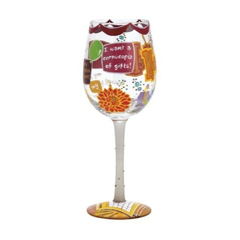 Lolita Months of the Year Wine Glasses - Time Your Gift - 42