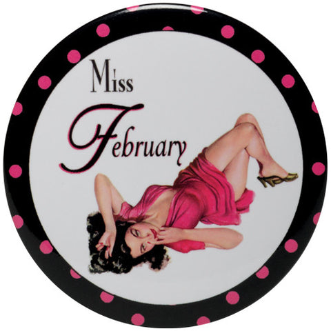 Calendar Girl Purse Mirror - Time Your Gift - 3