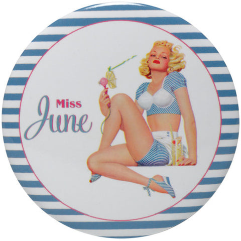 Calendar Girl Purse Mirror - Time Your Gift - 7