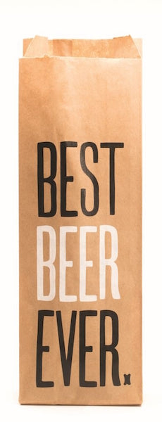 Best Beer Ever - Liquor Bag