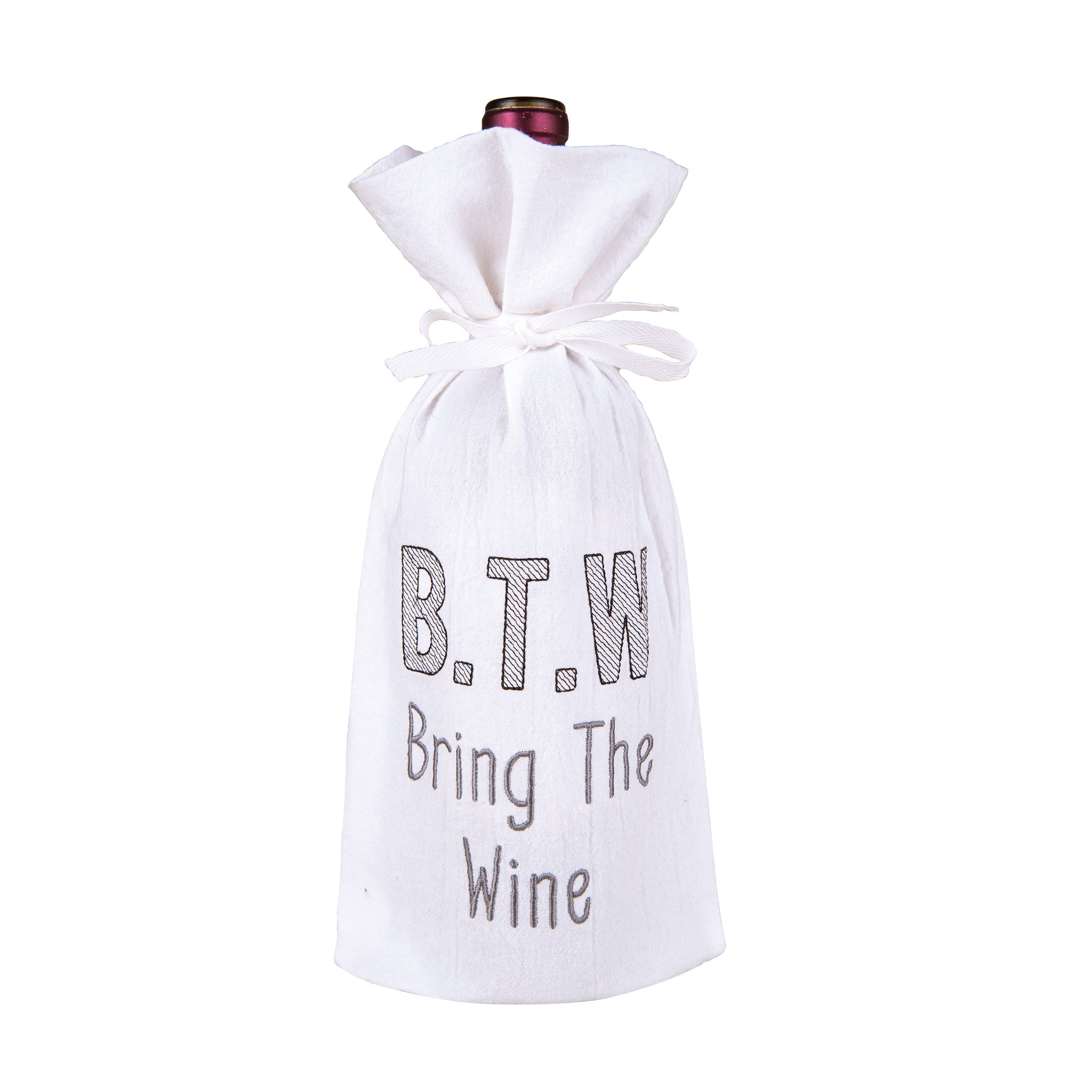 Bring the Wine BTW Wine Bag