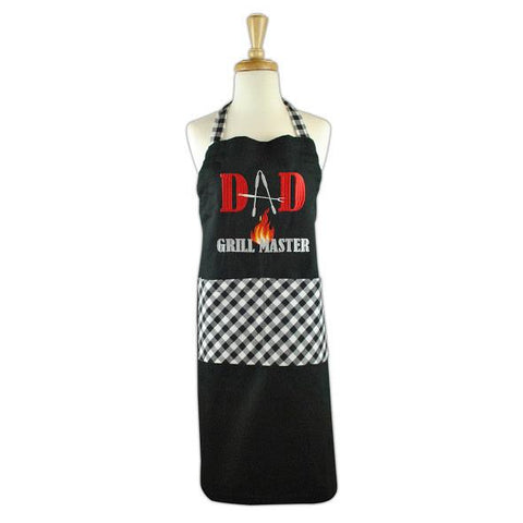 Dad Grill Master Full Cotton Apron