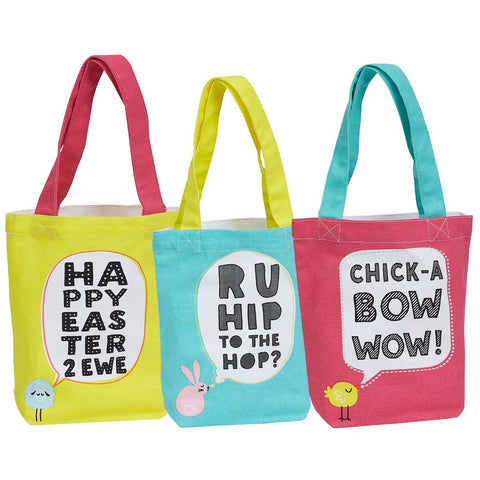 Unique easter gifts time your gift time your gift easter fun gift bags available in 3 styles negle