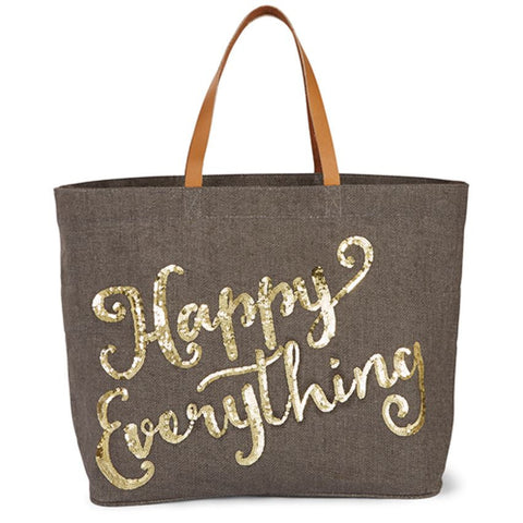 Happy Holidays Tote - Time Your Gift - 4