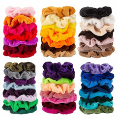 Velvet Scrunchies (assorted colors)