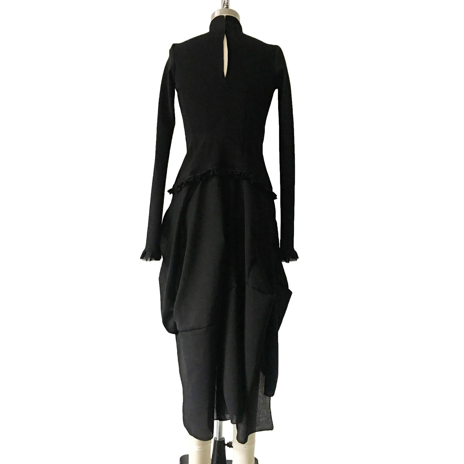 THE DEGAS DRESS - Wool