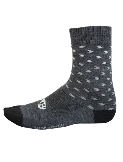 Merino Winter Socks - Grey