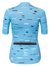 Women's Eccellere Blue DNA Jersey