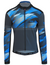 TEAM Long Sleeve Jersey - Blue Flouro