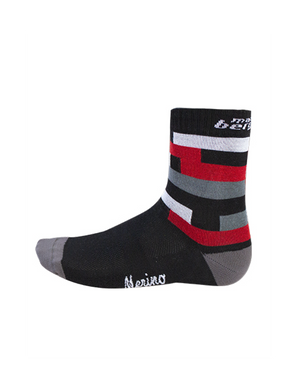 Team Merino Winter Socks - Red
